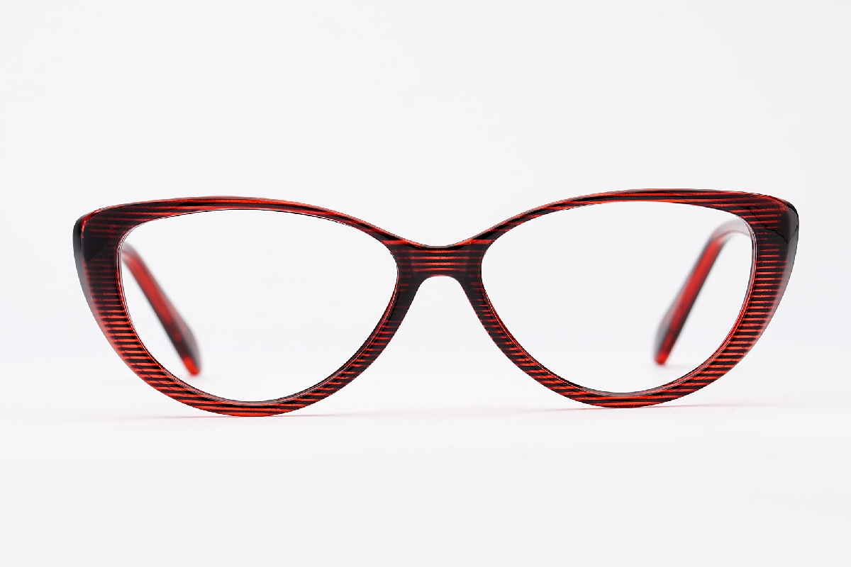 M&S Opticians S160697, colour:Red