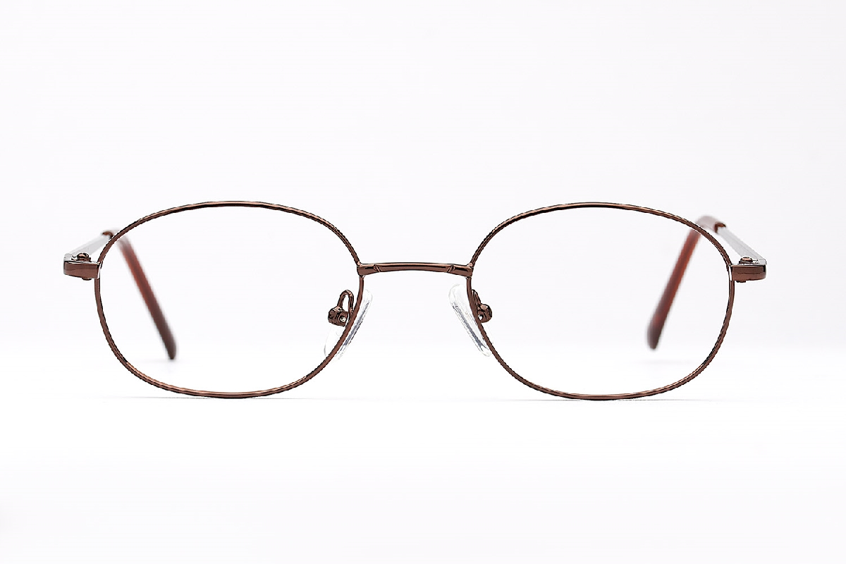 M&S Opticians S160745, colour:Brown