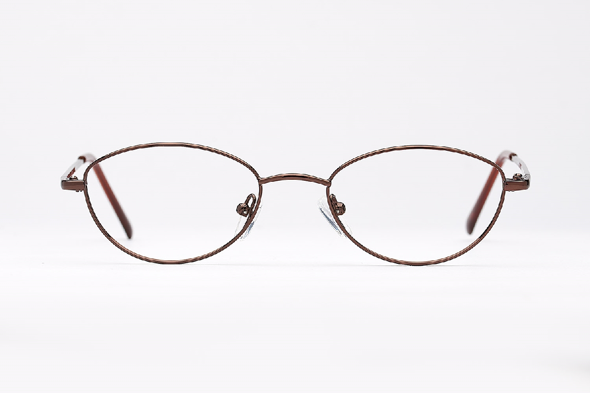 M&S Opticians S160747, colour:Brown