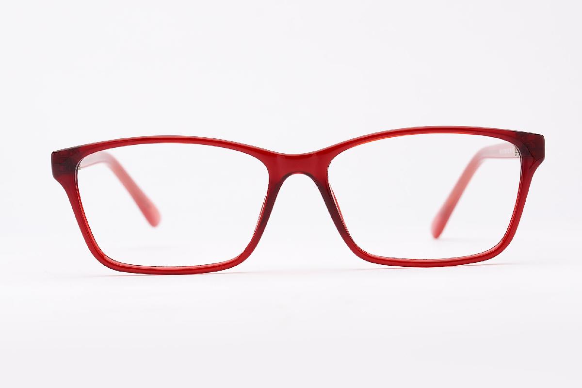 M&S Opticians M170856, colour:Red