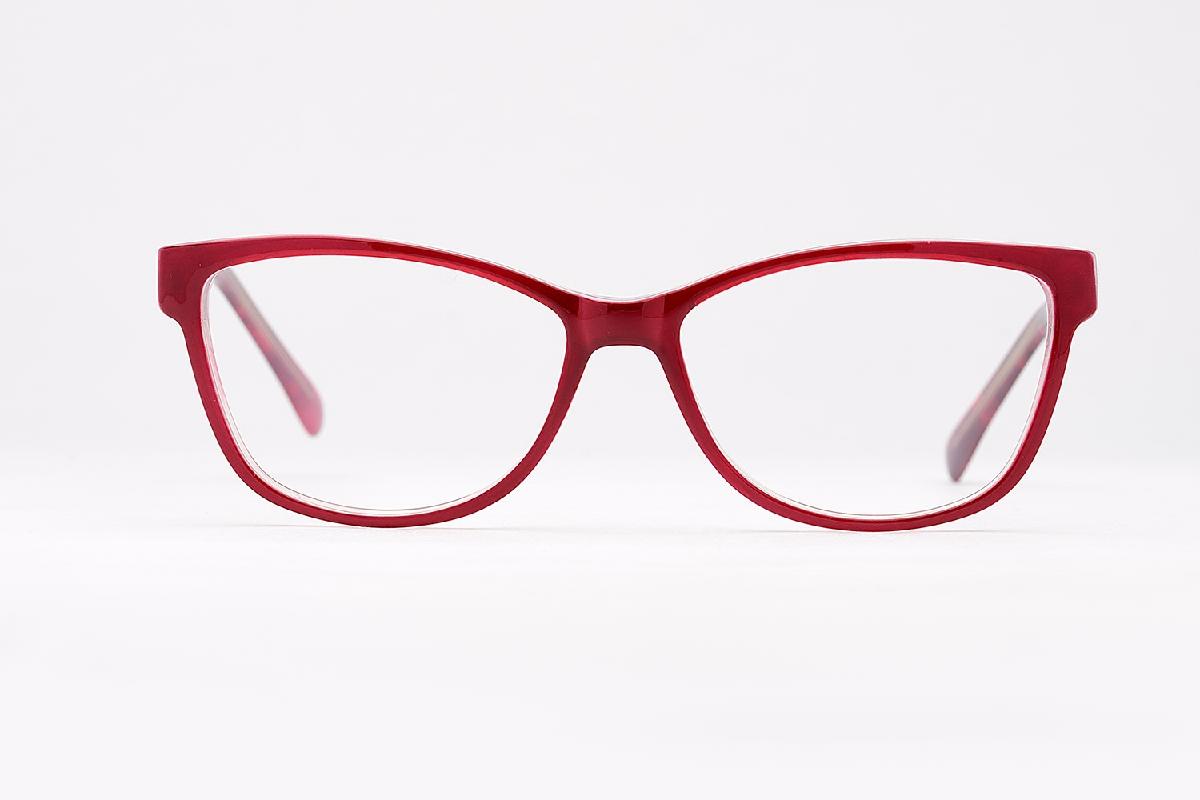 M&S Opticians S1701005, colour:Red