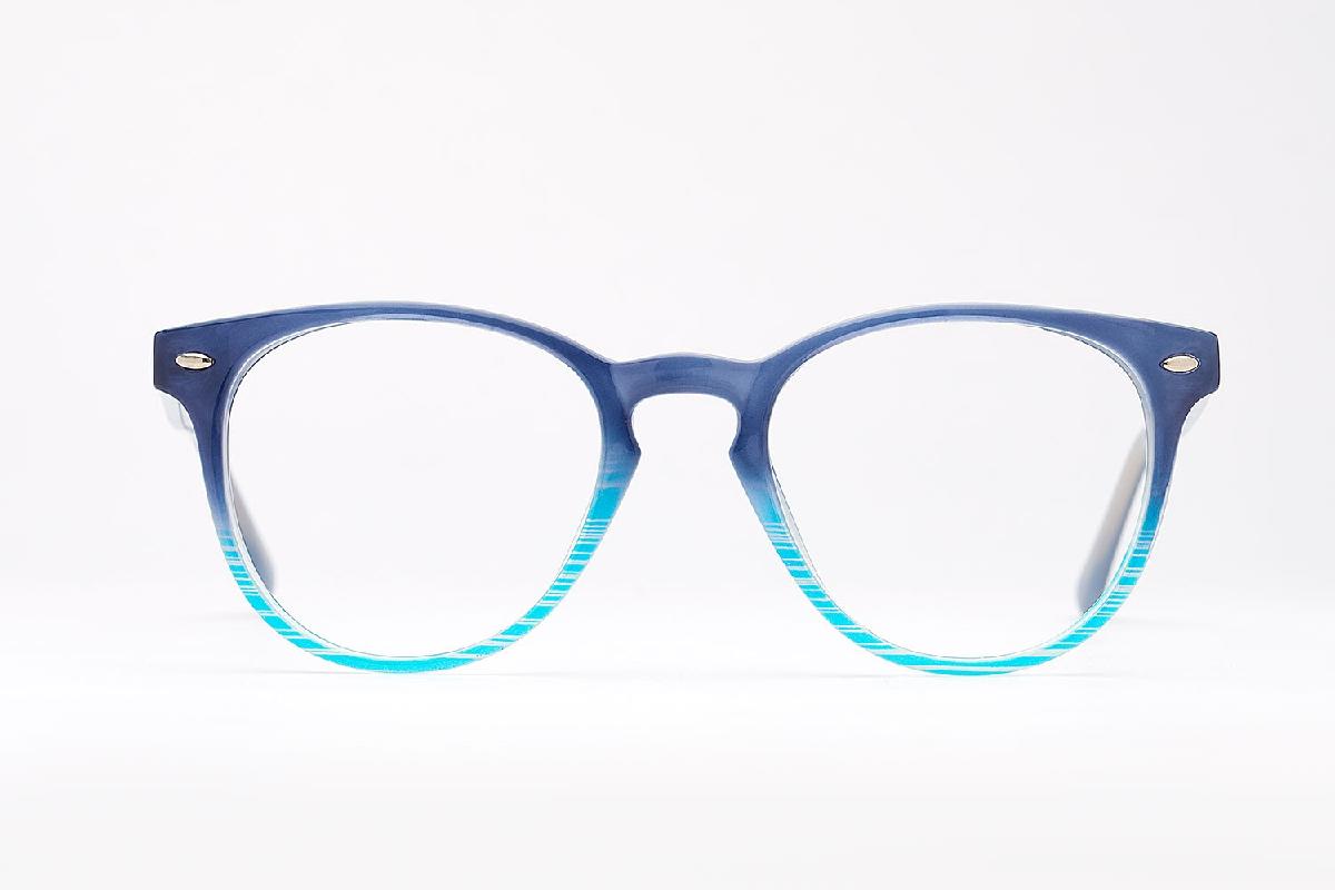 M&S Opticians S181194, colour:Blue