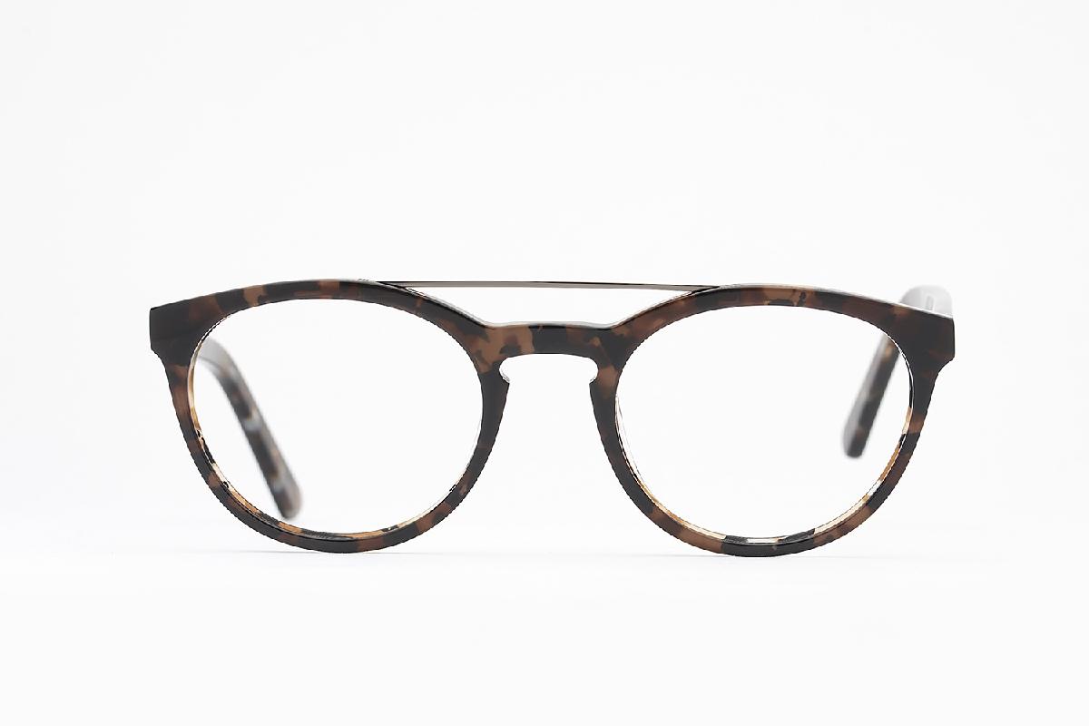M&S Opticians S181200, colour:Brown