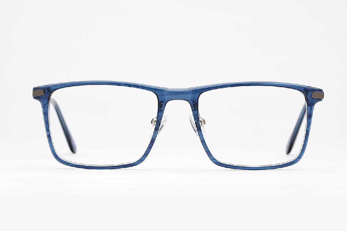 M&S Opticians S190084, colour:Blue