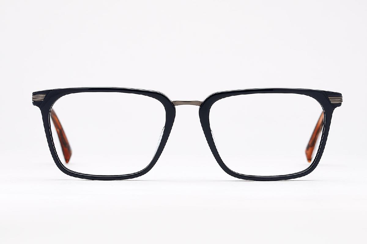 M&S Opticians S190086, colour:Blue