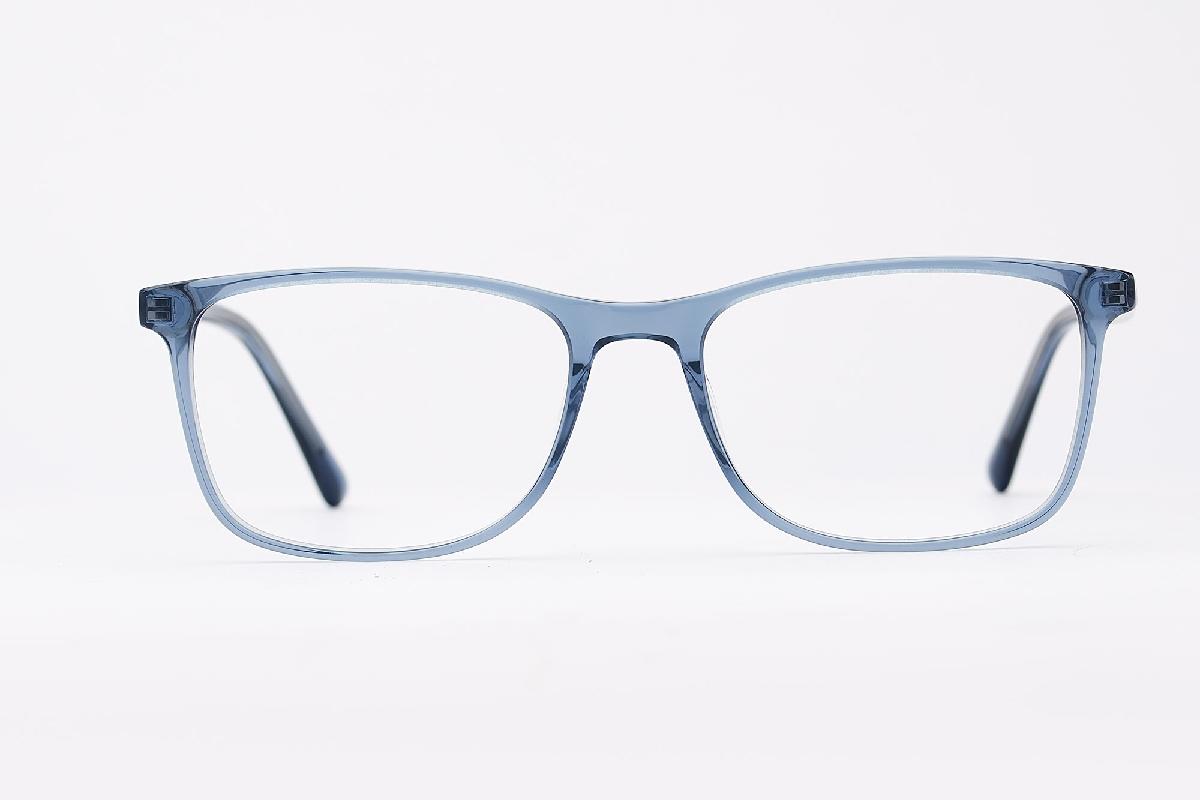 M&S Opticians S190087, colour:Blue