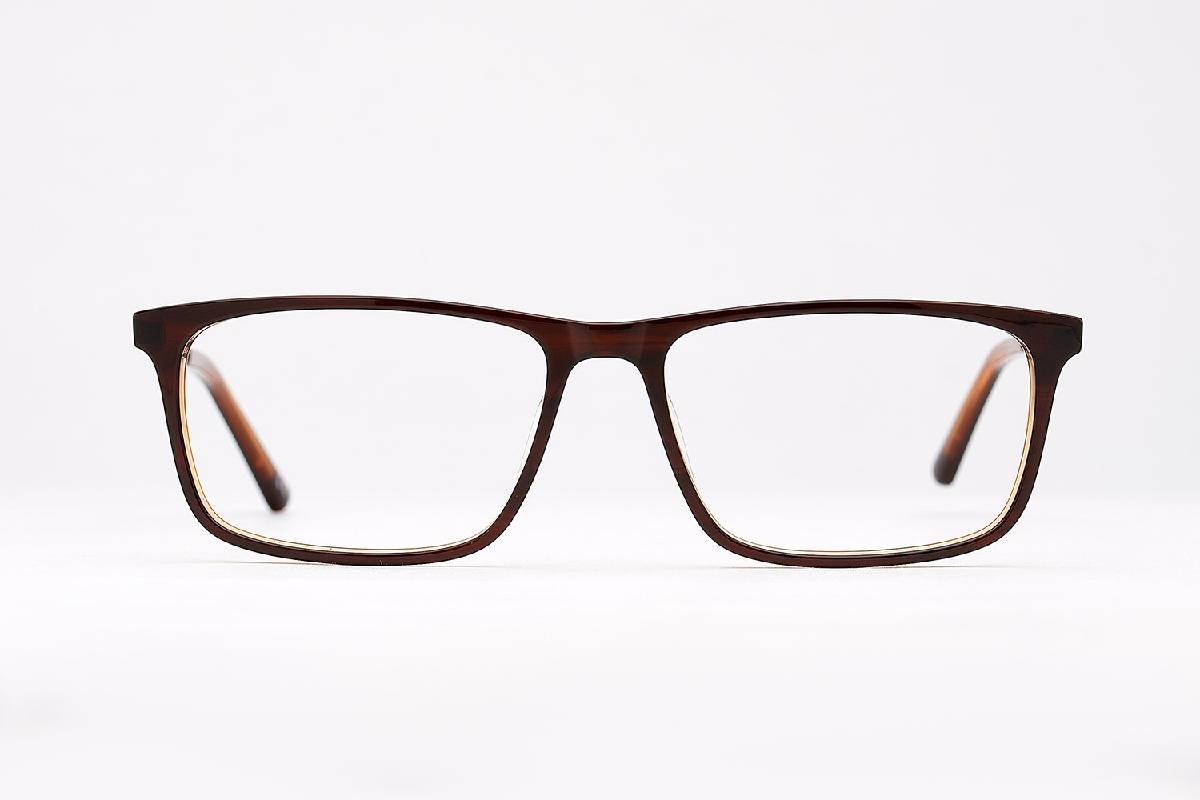 M&S Opticians S190089, colour:Brown