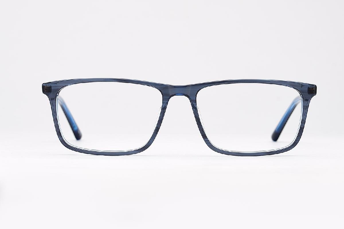 M&S Opticians S190089, colour:Blue