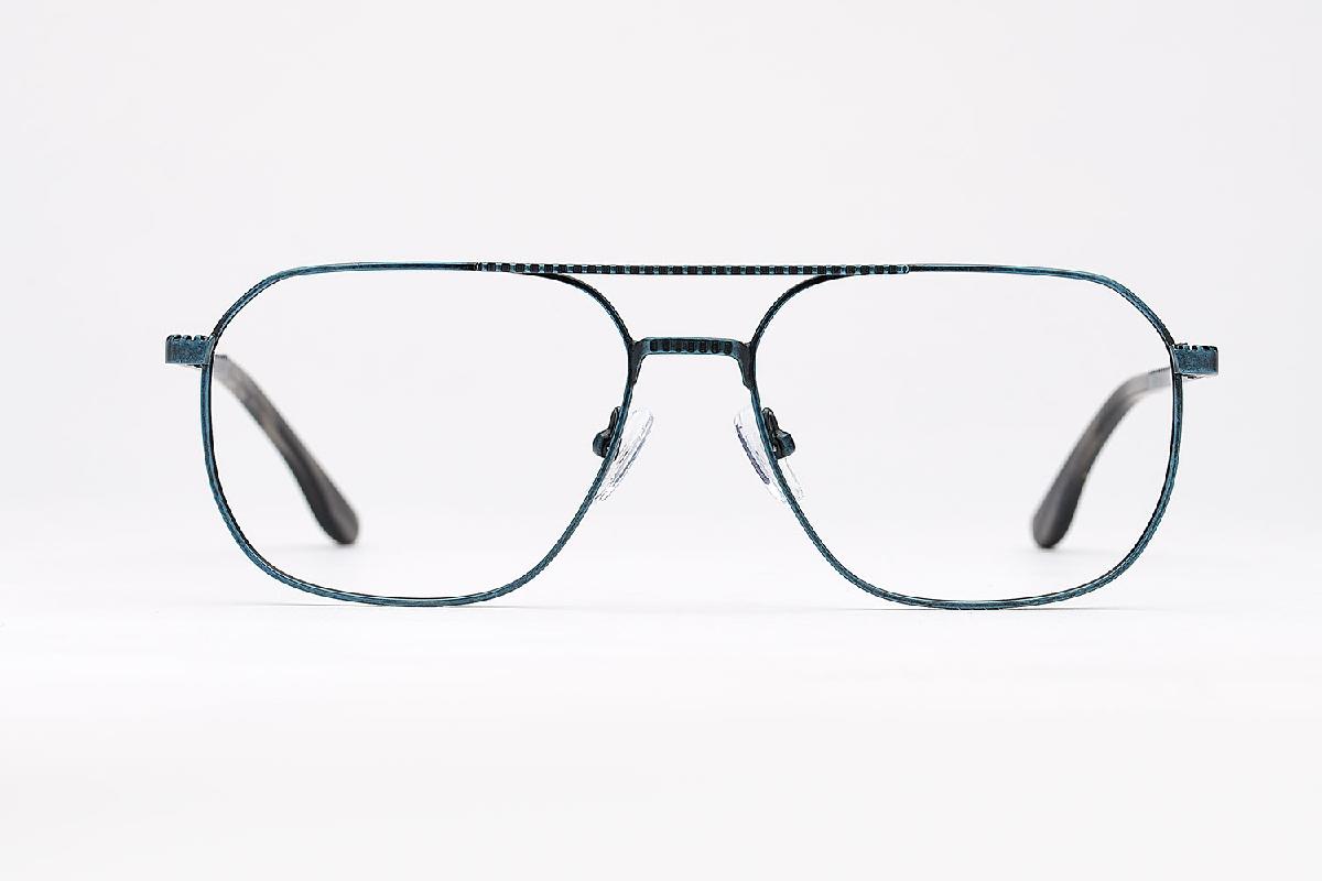 M&S Opticians S190092, colour:Blue