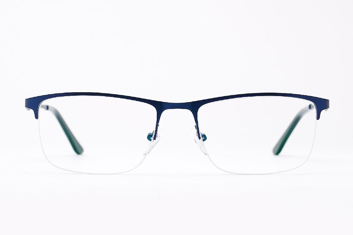 M&S Opticians S190093, colour:Blue