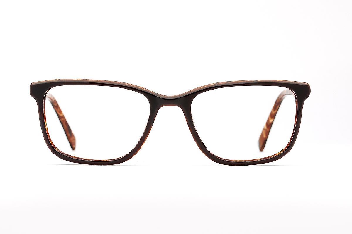 M&S Opticians S190097, colour:Brown