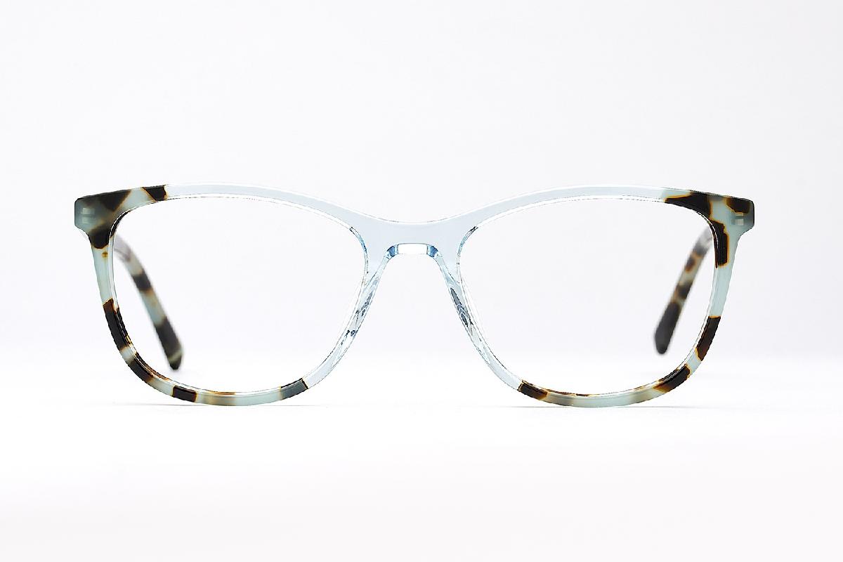 M&S Opticians S190098, colour:Blue