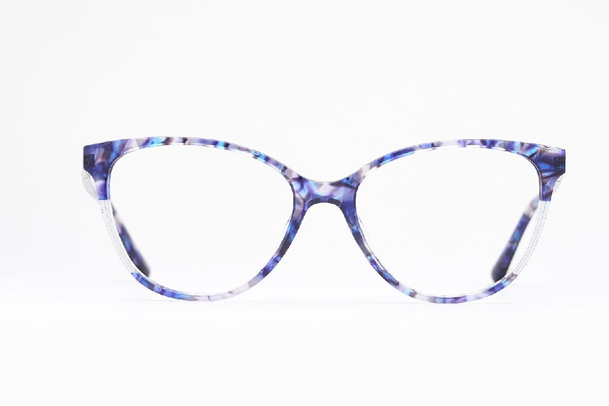 M&S Opticians S190102, colour:Blue
