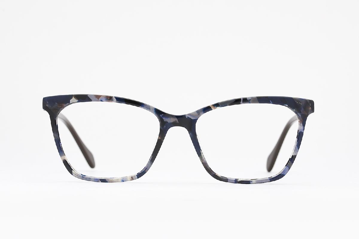 M&S Opticians S190105, colour:Blue