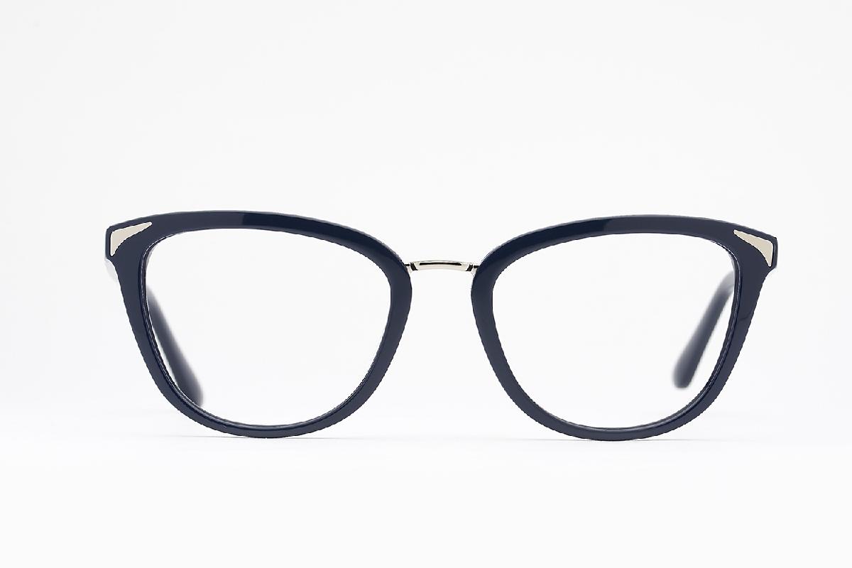 M&S Opticians S190107, colour:Blue