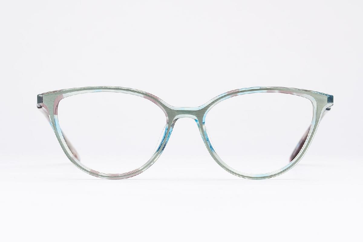 M&S Opticians S190115, colour:Green