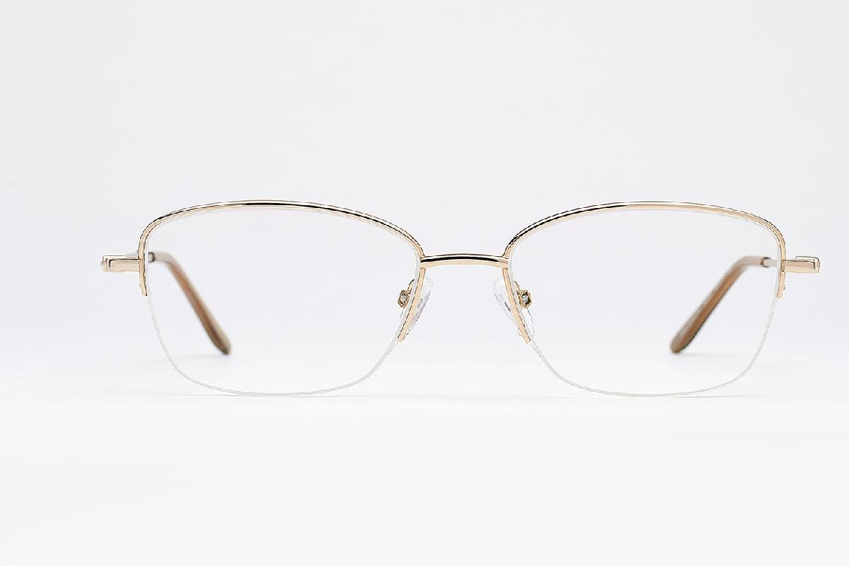 M&S Opticians S190118, colour:Gold
