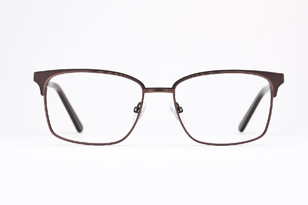 M&S Opticians S190120, colour:Brown