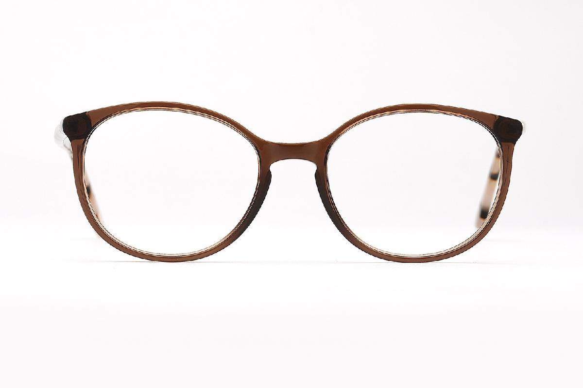 M&S Opticians S190128, colour:Brown