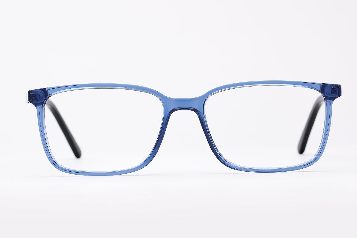 M&S Opticians S190131, colour:Blue