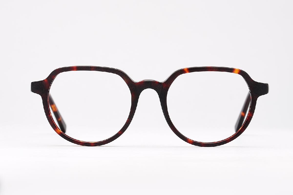 M&S Opticians S190133, colour:Brown