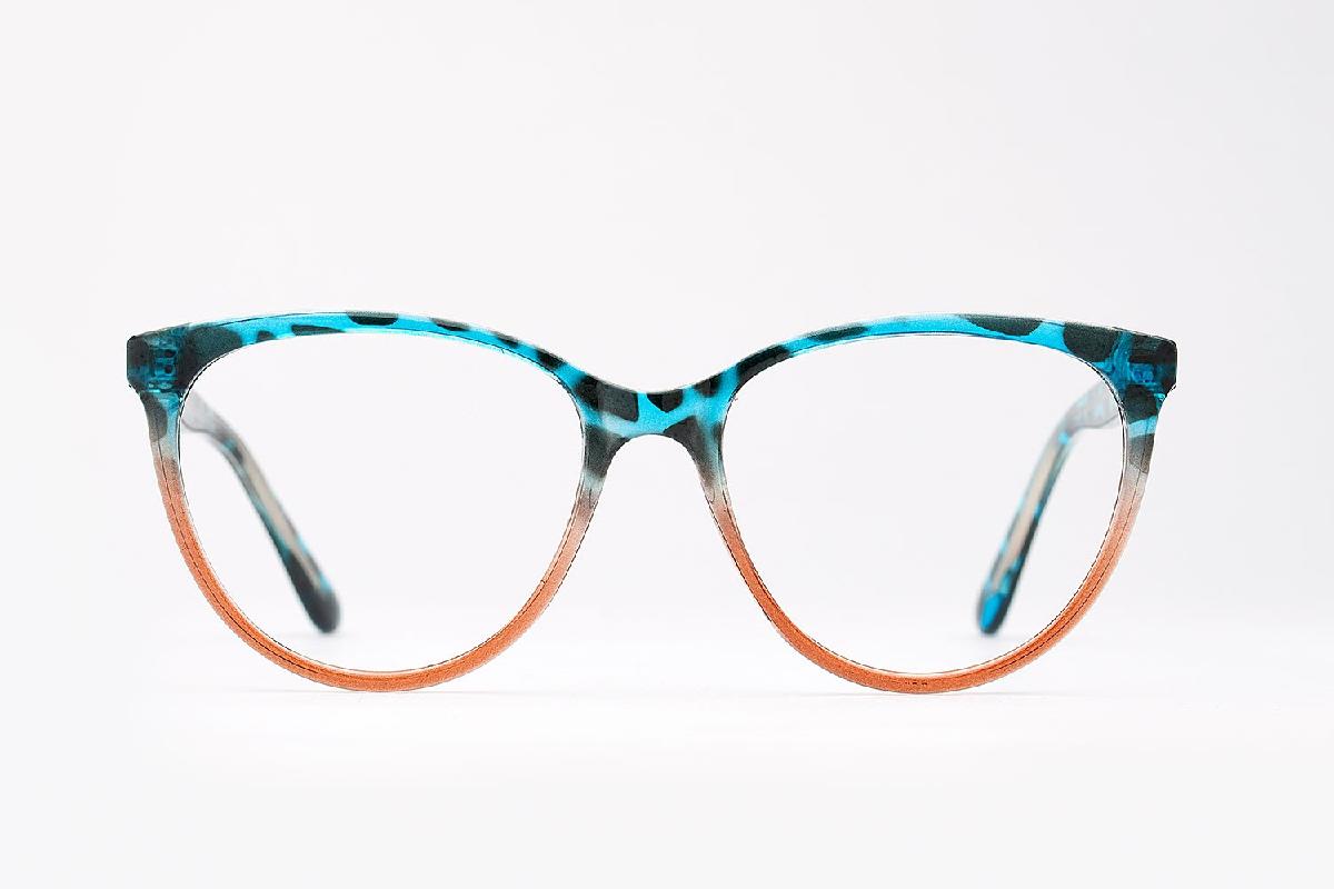 M&S Opticians S190169, colour:Blue