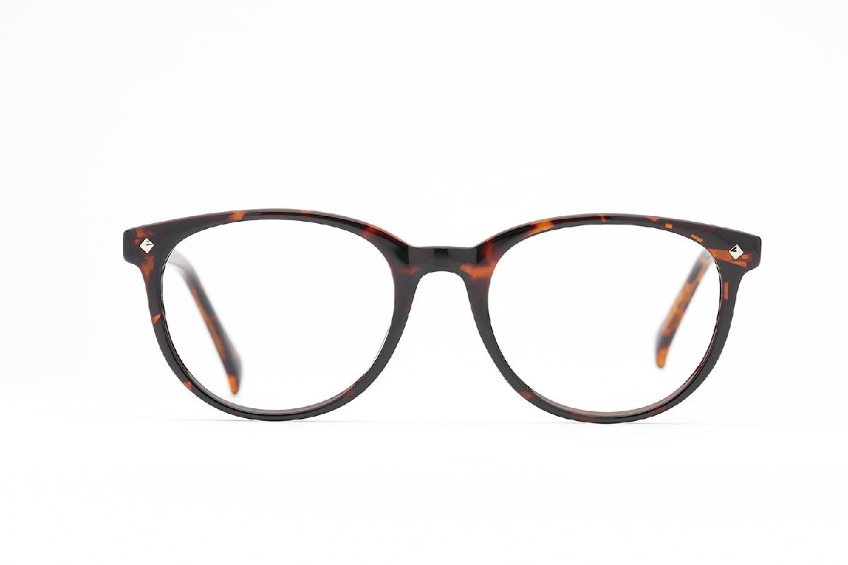 M&S Opticians S190170, colour:Brown