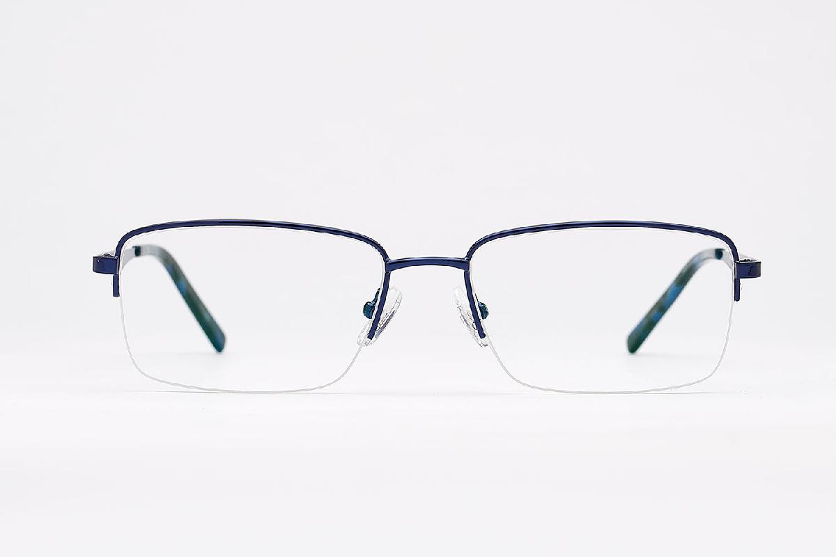 M&S Opticians S190248GR, colour:Blue