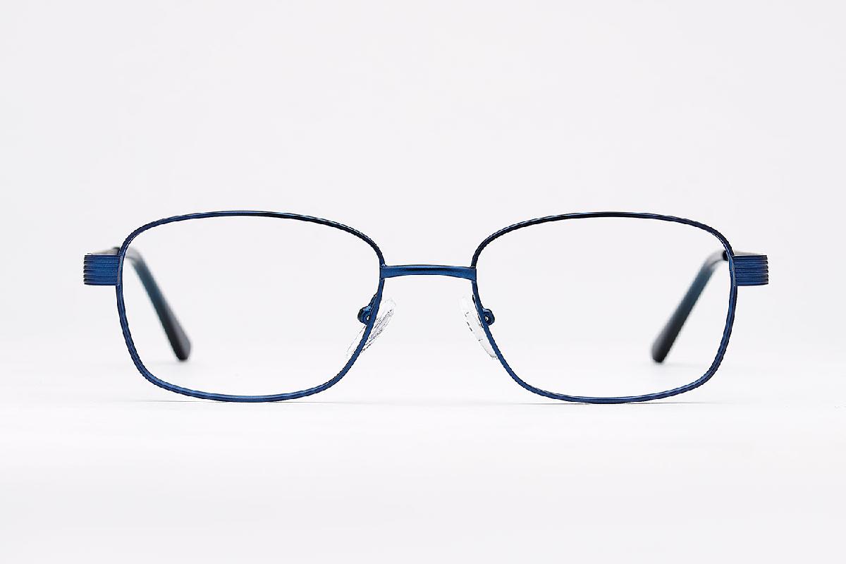 M&S Opticians S190249, colour:Blue