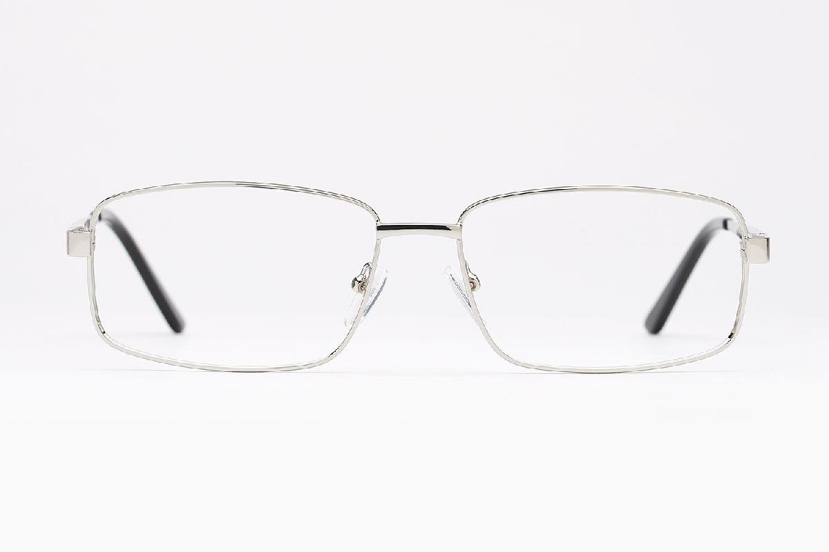 M&S Opticians S190250, colour:Silver