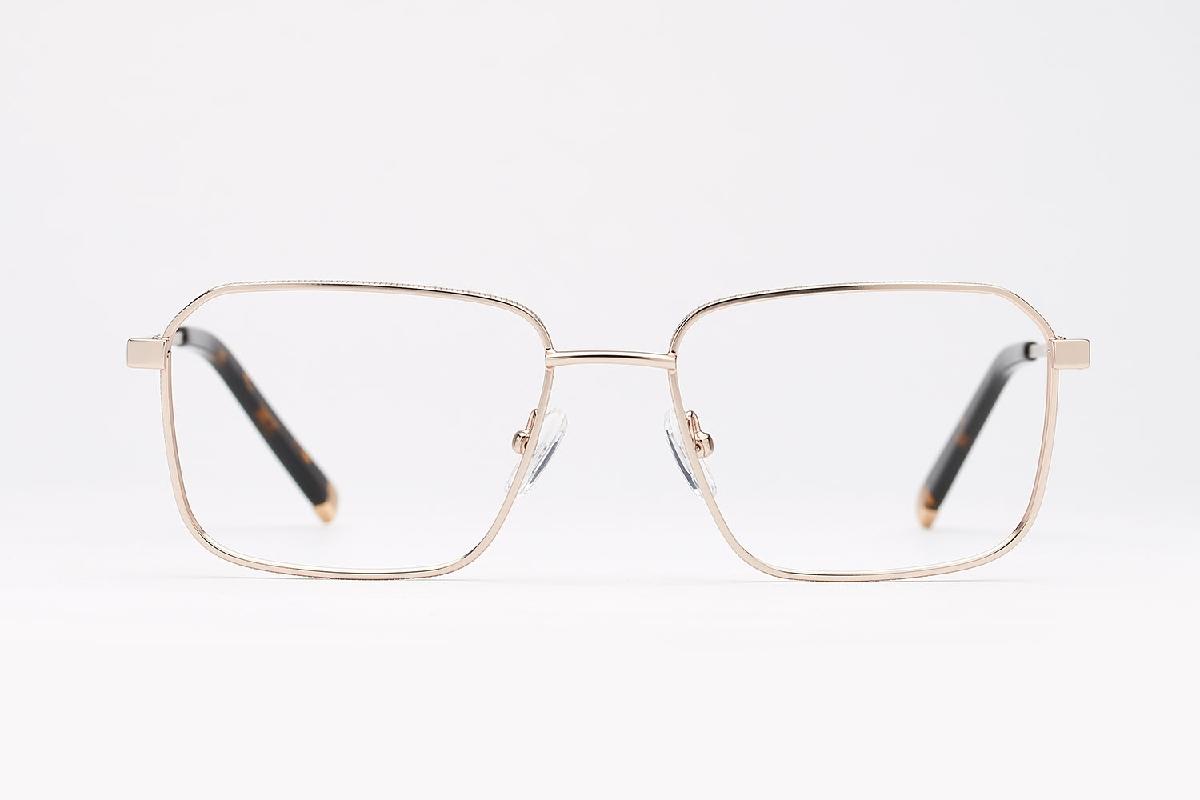 M&S Opticians S190251, colour:Gold
