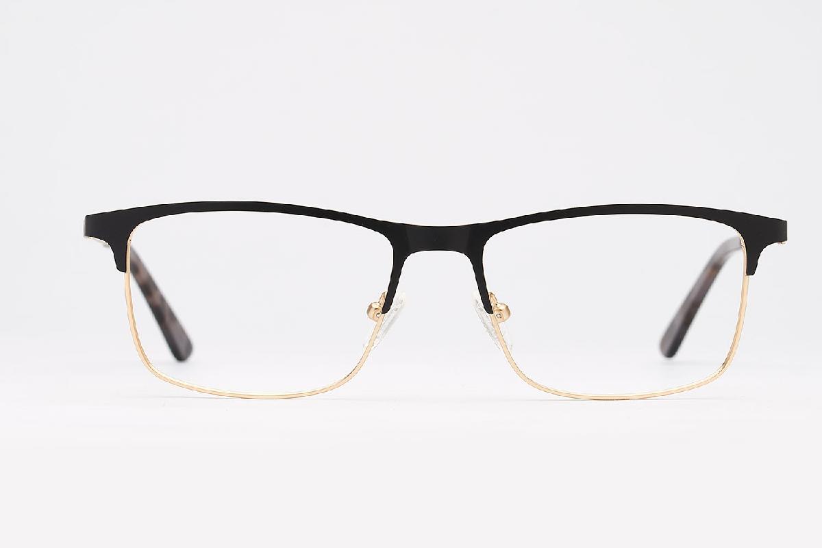 M&S Opticians S190252, colour:Gold
