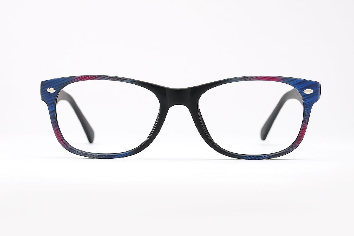 M&S Opticians S190176, colour:Blue