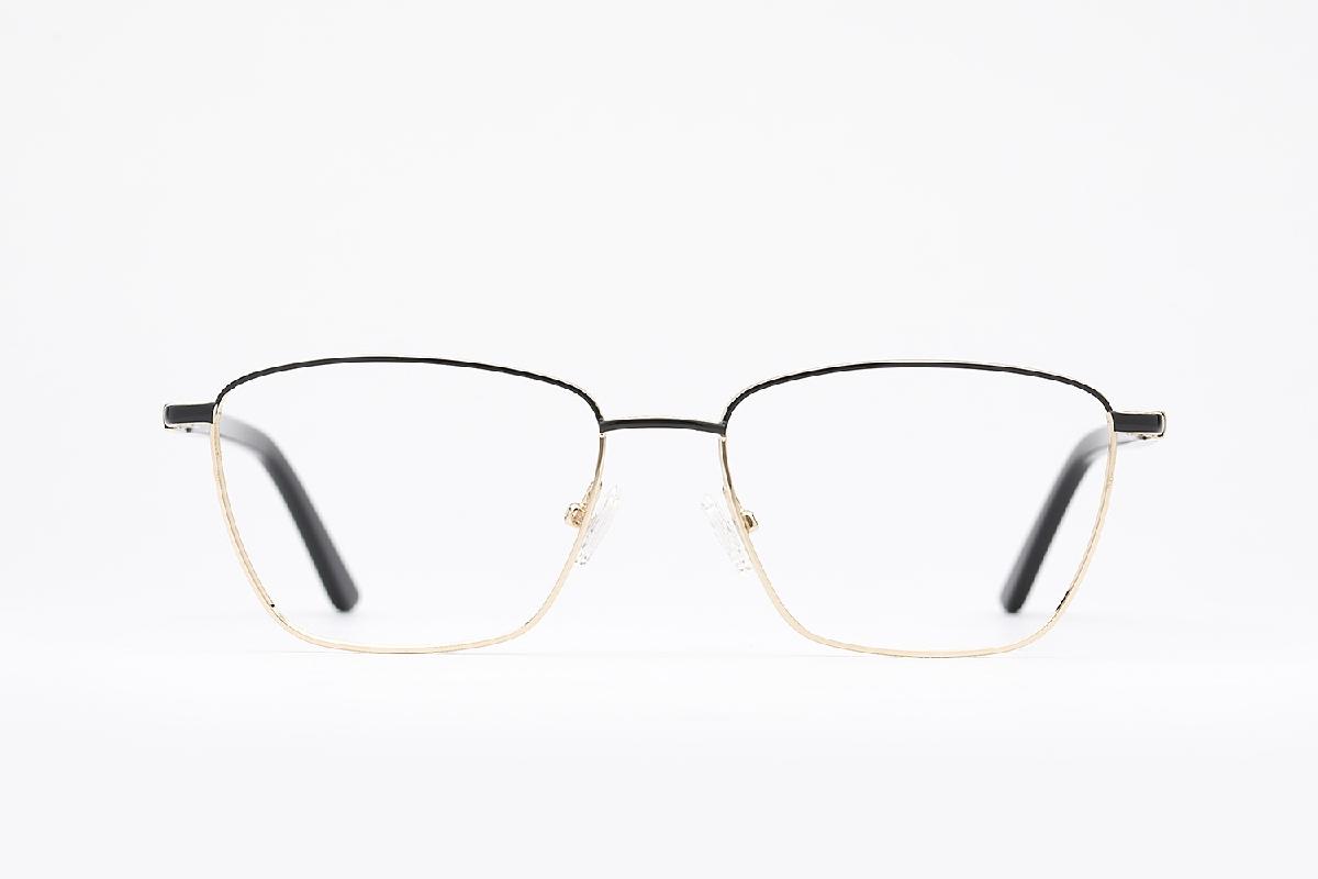 M&S Opticians S190209, colour:Gold