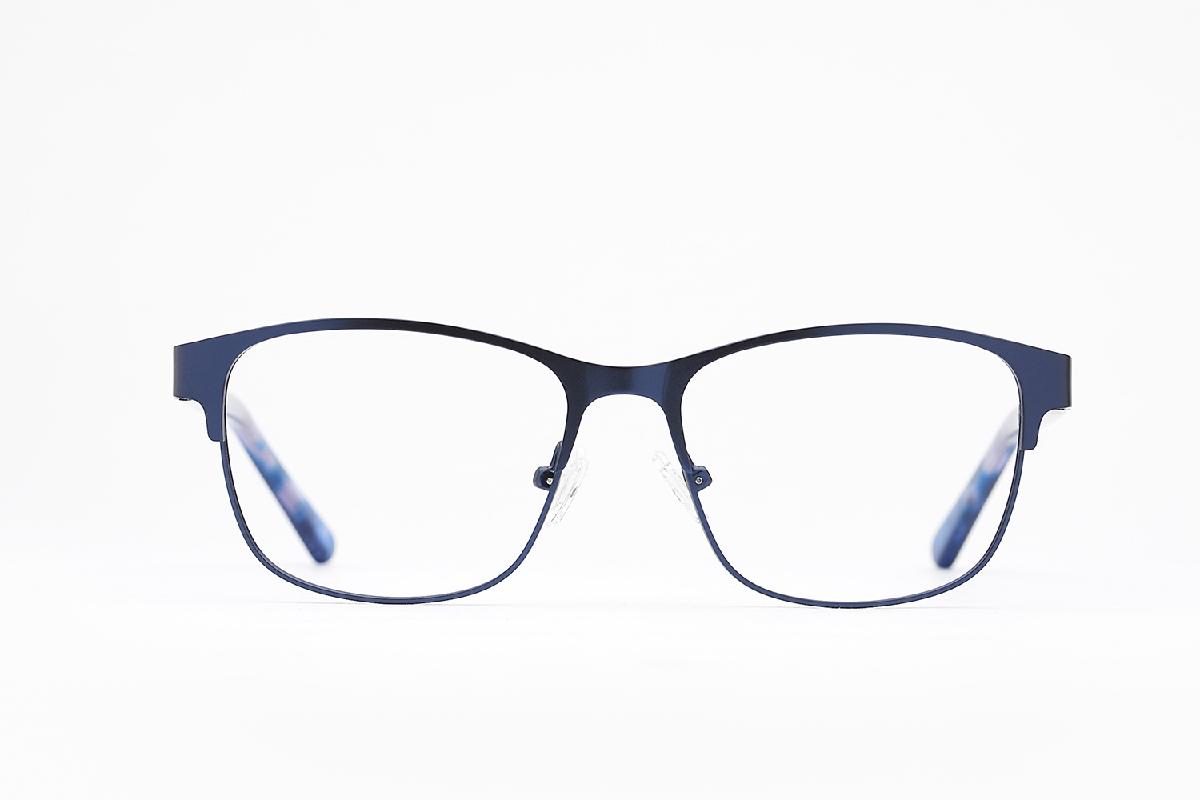 M&S Opticians S190203, colour:Blue