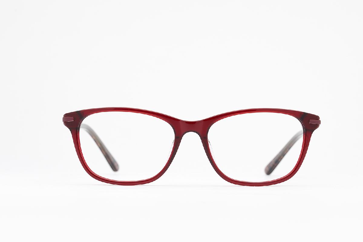 M&S Opticians S190193, colour:Red