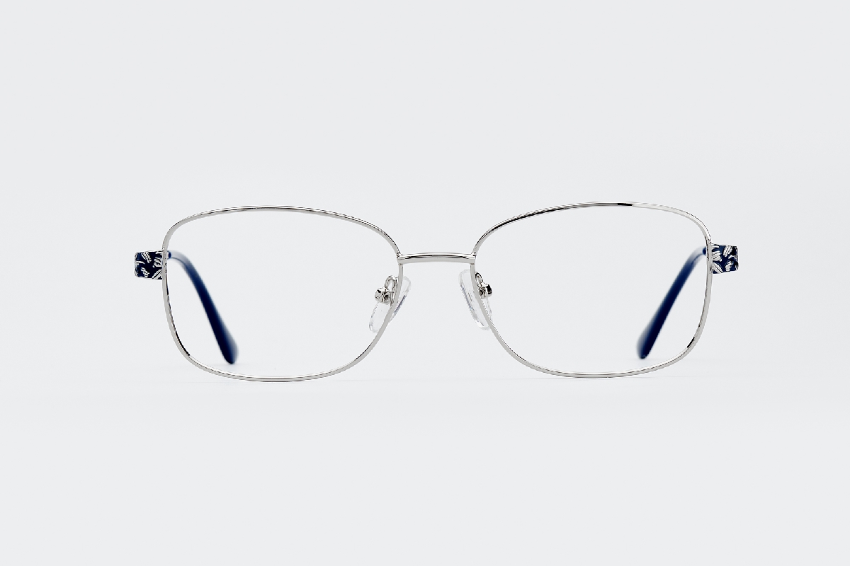 M&S Opticians S190206, colour:Silver