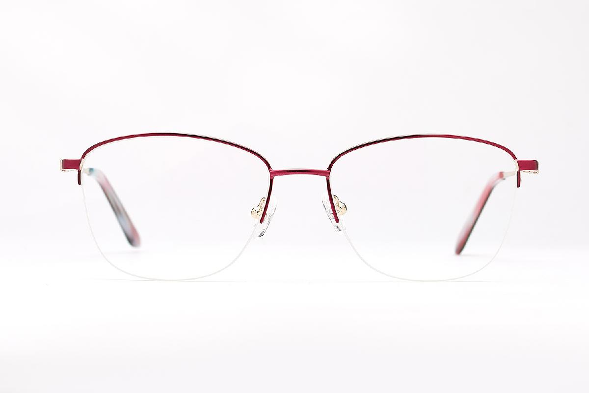 M&S Opticians S190213, colour:Red