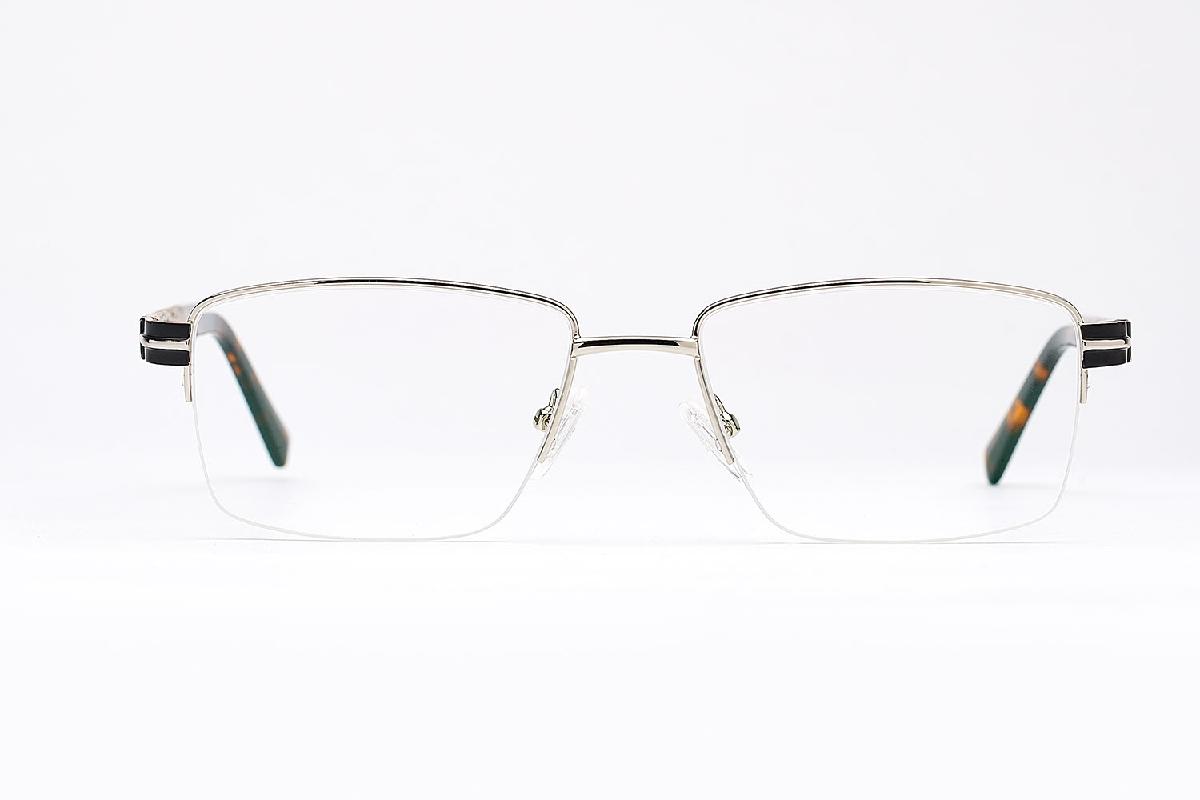 M&S Opticians S190227, colour:Silver