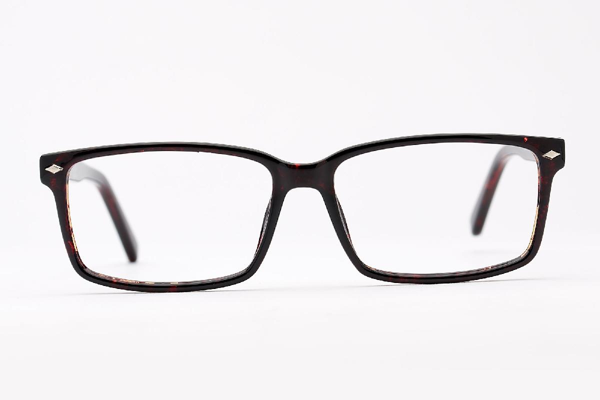 M&S Opticians S190189, colour:Brown