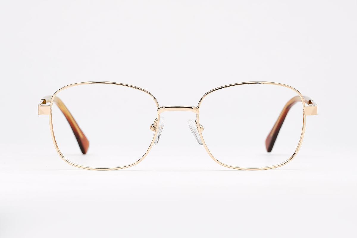 M&S Opticians S190219, colour:Gold
