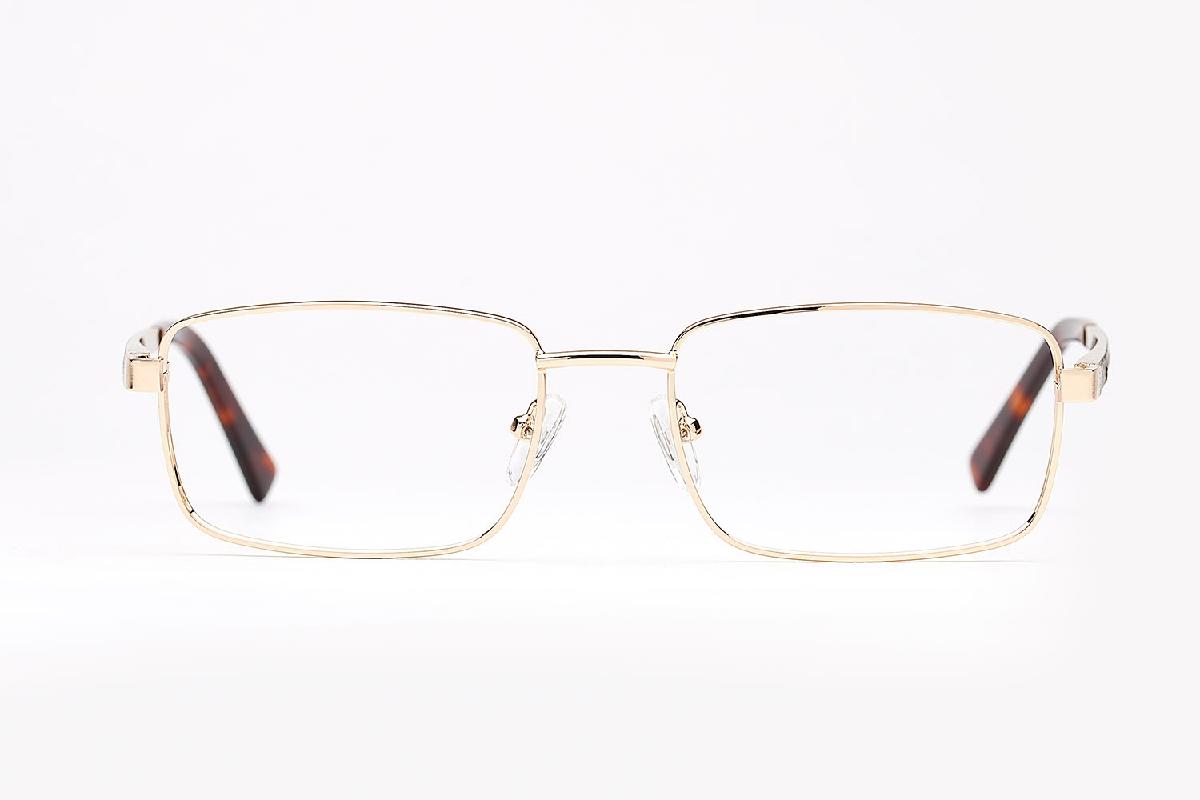 M&S Opticians S190221, colour:Gold