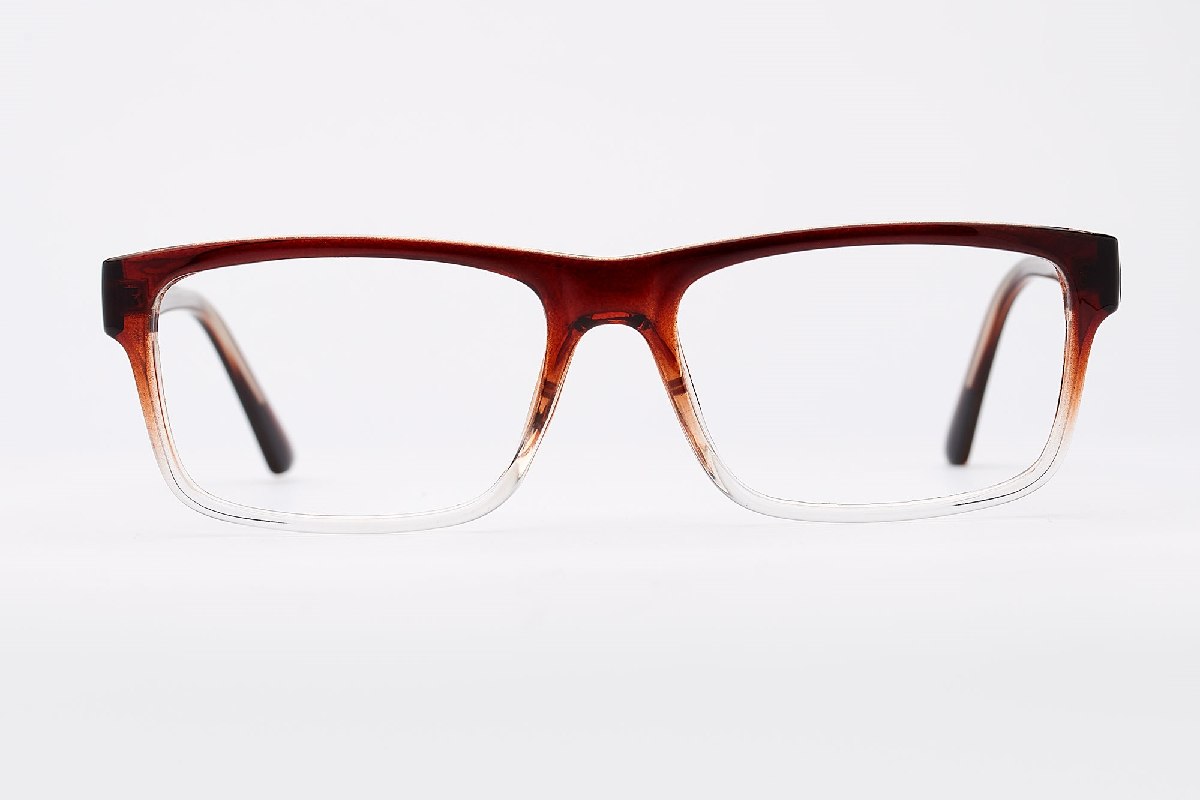 M&S Opticians S190186, colour:Brown