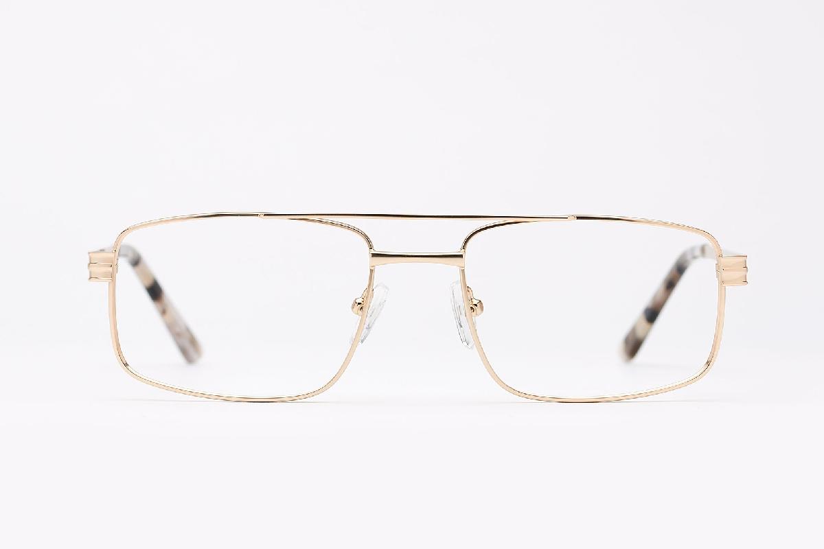 M&S Opticians S190222, colour:Gold