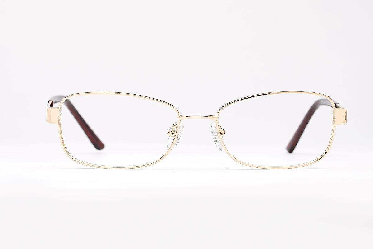 M&S Opticians S190200, colour:Gold