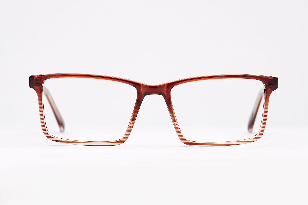 M&S Opticians S190181, colour:Brown