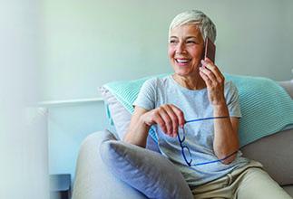 M&S Online Hearing Test